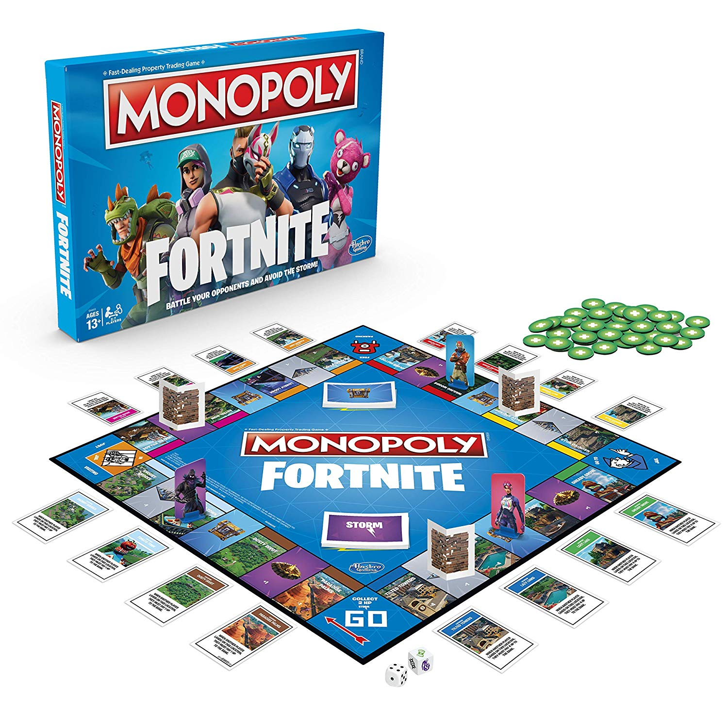 Monopol Fortnite Edition